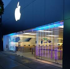 lighting store king of prussia apple store led animated window displays apple store king of