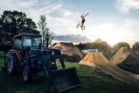 how to jump a motocross bike dawid godziek bmx holiday new zealand road trip photos