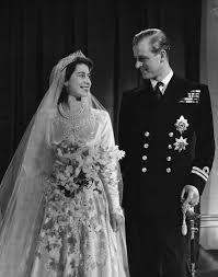 queen elizabeth and prince philip wedding facts popsugar celebrity