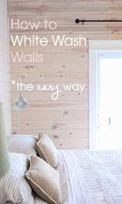 best 25 white wood walls ideas on white washing wood