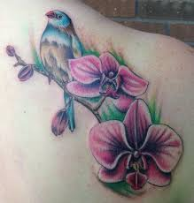 33 best orchid chest tattoos images on pinterest tattoo ideas
