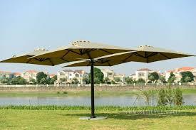 Big Patio Umbrella 2 5 2 5 Meter Garden Big Sun Umbrella Parasol Patio Cover With 4