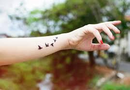 pretty small bird designs for on wrist tattooshunt com