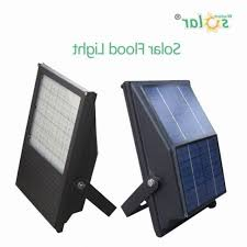Outdoor Led Flood Lights by 2016 All In One Portable Solar Powered Led Flood Light Outdoor Led