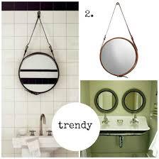 Round Bathroom Mirror by Selecting A Bathroom Mirror Lamps Plus