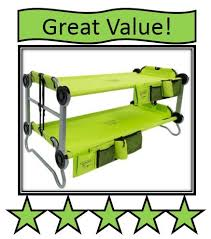 Portable Bunk Beds Best Portable Bunk Beds For Cing Amazing Outdoor Adventures