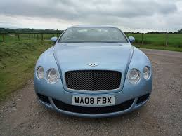 silver bentley used silver lake blue metallic bentley continental gt for sale