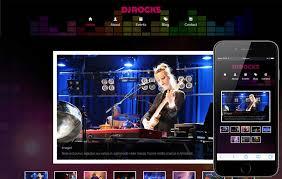 dj rocks a entertainment category flat bootstrap responsive web