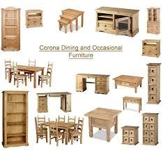 Pine Dining Room Tables by Mercers Furniture Corona 3 Door 3 Drawer Sideboard Wood Antique