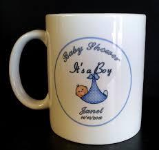 baby mugs custom baby shower coffee cups coffeemug w mf as low as 1 49