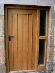 Solid Timber Front Door by Oak Front Doors And Frames