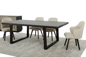 Oak Dining Room Tables Caligari Modern Oak Dining Table