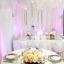 gold beaded glass charger plates beyond expectations weddings