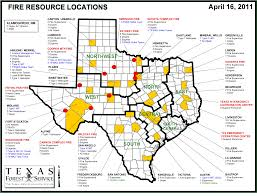 Texas Wildfire Danger Map by Texas Wildfire Map 4 19 11 Great Map Shows Fire Locations