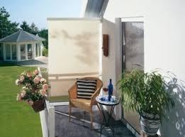 seitenrollo balkon seitenrollos für balkon und terrasse schatten zum aufklappen