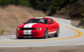 shelby v6 mustang motor trend tests the 2012 shelby gts mustangs daily