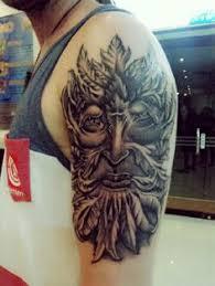 master tattoo indonesia green man tattoo tattoos pinterest green man tattoo and men