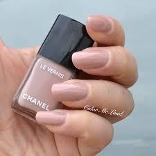 chanel le vernis longwear nail colour u0026 vamps review