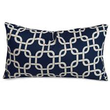 Navy Blue Patio Chair Cushions Majestic Home 12
