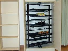 Closet Door Shoe Storage Closet Closet Door Shoe Storage Simple Hallway With Metal Shoe
