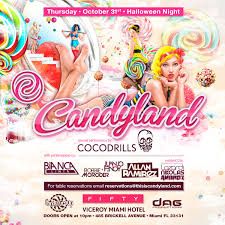 candyland halloween event tickets wantickets