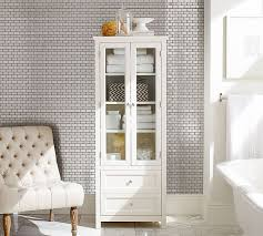 Bathroom Linen Cabinets Classic Linen Closet Pretty Cabinet Bathroom Other Rooms