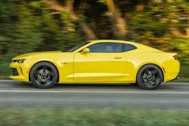 yellow chevy camaro for sale 2017 chevrolet camaro 2ss for sale edmunds