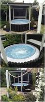 deck backyard ideas the 25 best tub deck ideas on pinterest tub patio