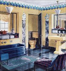 Crane Bathroom Fixtures 1929 Crane Plumbing Fixtures Classical Revival Bathroom