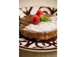 double chocolate ooey gooey butter cake