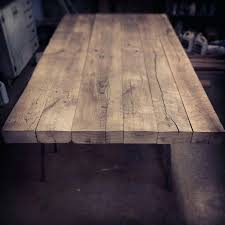 table de cuisine à vendre table cuisine bois massif table de cuisine en acrable massif