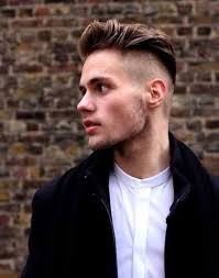 men half shave hair trends of cool shaved side hairstyles for men 9