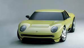 sport cars lamborghini lamborghini ceo hints at modern miura 4 seat sports car