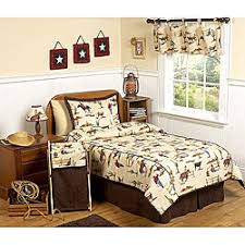 Cowboy Bed Sets West Cowboy 4 Size Bedding Set Overstock