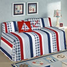 hatteras stripe nautical hollywood daybed cover bedding