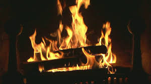 watch fireplace crackling wood fireplace for ambiance and