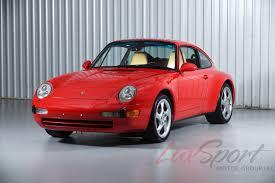 porsche 993 1996 porsche 993 carrera 2 coupe carrera stock 1996145 for sale