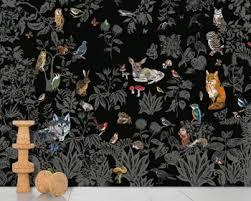 papier peint pour chambre d enfant papier peint d exception pour chambre d enfant magique par nathalie