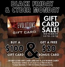 gift card purchase online black friday gift card sale revolutions bowling philadelphia