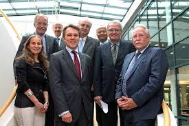 Dr Peter Bad Mergentheim Ihk Im Gespräch Mit Dem Vizepräsidenten Des Europäischen