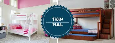 twin over full bunk beds for kids corner l shaped u0026 stacked