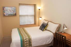 accommodations himalayan institute standard room full or queen shared hall bath