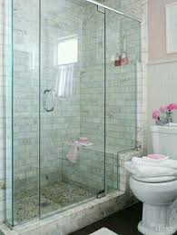 Small Bathroom Walk In Shower 25 Beautiful Small Bathroom Ideas Shower Benches Stair Steps