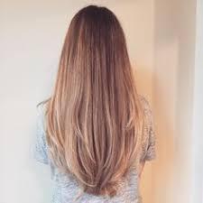 Frisuren Lange Haare Glatt Stufig by Best 25 Stufenschnitt Lang Ideas On Stufenschnitt