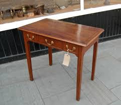 Mahogany Side Table Georgian Mahogany Side Table