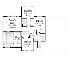 Jack And Jill House Plans Craftsman Style House Plan 4 Beds 3 50 Baths 3313 Sq Ft Plan 51 453