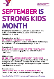 strong kids month