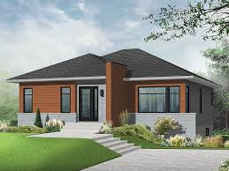contemporary modern house plans contemporary home plans modern empty nester home plan 027h 0317