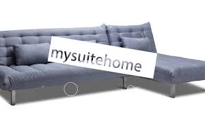 My Suite Home York Fabric Click Clack Sofa Bed YouTube - York sofa bed