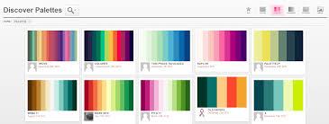 9 best online color scheme u0026 palette generator tools to get color